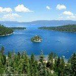 Lake Tahoe Pontoon Boat Vacation